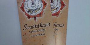 Čakrové tyčinky Holy Smokes Chakra 2 Svadisthana