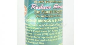 Tibetské vonné tyčinky The Planets Murcury