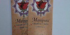 Čakrové tyčinky Holy Smokes Chakra 3 Manipur
