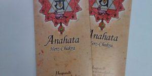 Čakrové tyčinky Holy Smokes Chakra 4 Anahi
