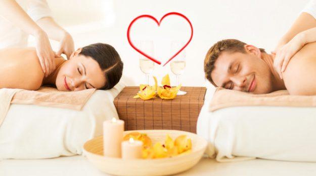 Holistická masáž pre páry